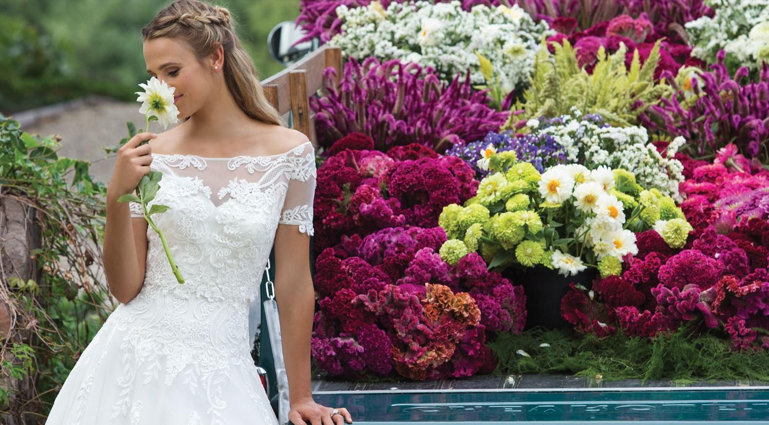 Crea un ambiente romántico para tu boda