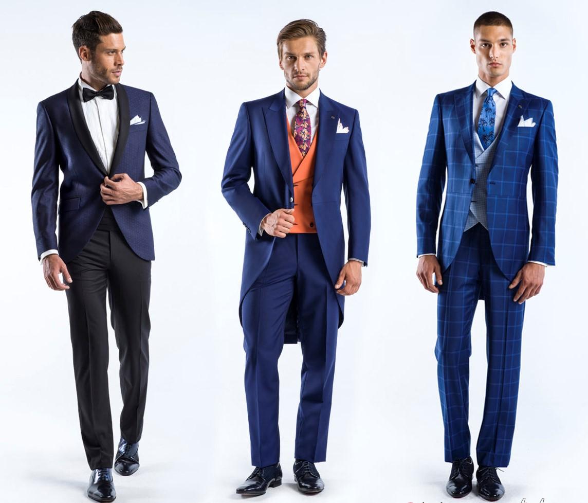 ¿Cómo elegir tu traje de novio?