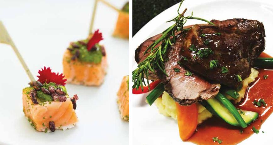 ¿Cómo elegir el catering perfecto para tu fiesta?