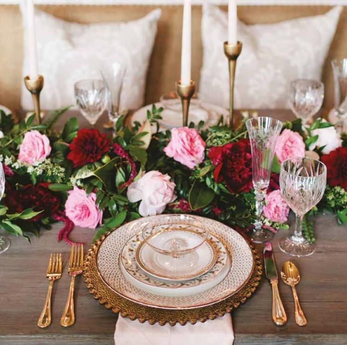 Una mesa… ¡con mucho gusto!